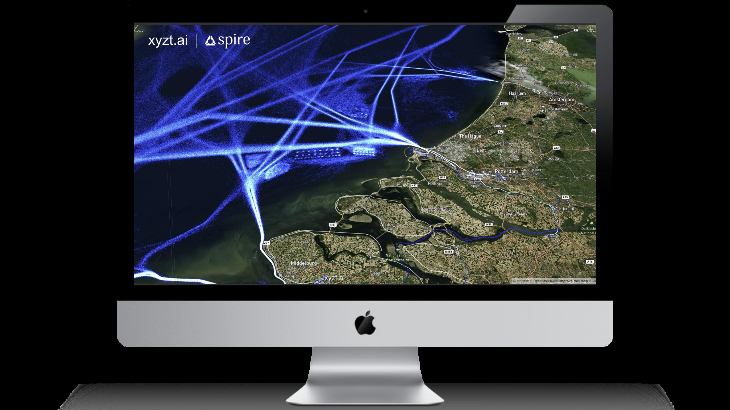 maritime tracks image